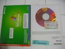 MICROSOFT WINDOWS XP HOME FULL w/SP3 OPERATING SYSTEM OS MS WIN =NEW=