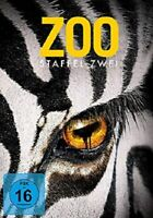 DVD SERIE FICTION ANIMAUX : ZOO SAISON 2 - ATTAQUE ORGANISEE CONTRE LES HUMAINS