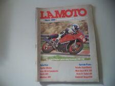 LA MOTO 3/1989 FANTIC 305/BETA TR34 TR 34/GUZZI NTX 750/YAMAHA 750 SUPER TENERE'