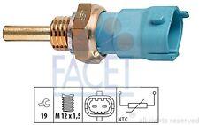 FACET Sensor, temperatura del aceite OPEL ASTRA CORSA FIAT DUCATO 7.3239