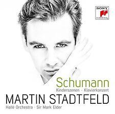 MARTIN STADTFELD - SCHUMANN  CD NEU