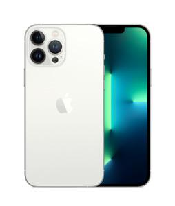 Apple iPhone 13 Pro Max 6.7-inch - 128GB 256GB 512GB 1TB - White Silver, A2643
