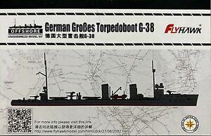 Flyhawk 1/700 German Grobes Torpedoboot G-38