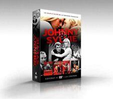 Johnny Hallyday Et Sylvie Vartan : Coffret 4 DVD [DVD]