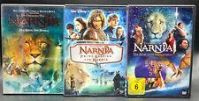 """DVD Sammlung: DIE CHRONIKEN VON NARNIA 1-3 (1 + 2 + 3) """" Komplett Deutsch"""