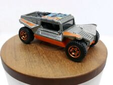 Coyote 500 Silver Diecast Car (Mbx Jungle Series) Matchbox 2011 Panther