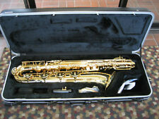 NEW! CHATEAU LOW A BARITONE SAXOPHONE MODEL VCH-1200L