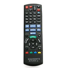 New N2QAYB000719 Remote Control for Panasonic Blu-ray Disc Player DMP-BDT220