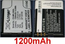 Batterie 1200mAh type BTY26169 BTY26169MBISTEL/STD Pour Mobistel EL350