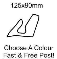 Red Bull Ring Sticker Race track decal Austrian GP Moto GP