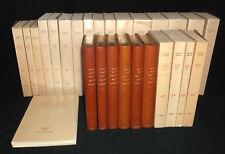 Oeuvres complètes - Antonin Artaud - Edition Originale ex n°139 - 27/28 volumes