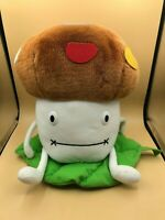 Large Boing Docomodake BANPRESTO Plush Soft Stuffed Toy Doll 2007 Nintendo DS