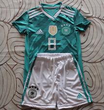 Deutschland Trikot+Hose WM2018 Away Kinder ToniKroos Trikot Neu Gr. 164