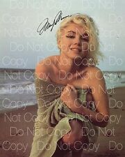 Marilyn Monroe signed sexy beautiful 8X10 photo picture poster autograph RP 14