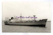 jc0012 - Anchor Line Cargo Ship - Egidia , built 1962 - photograph John Clarkson