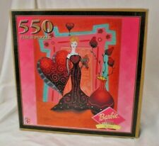 Barbie  McElroy Artist MATTEL jigsaw puzzle 550 pc. year 2000  NEW