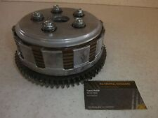 86 Honda Magna VF700C VF 700 V45 Genuine Complete Clutch Plate Friction Hub Set