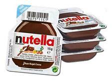 NUTELLA 15G CHOCOLATE SPREAD SACHETS SINGLE PORTION BUSHCRAFT SURVIVAL CAMPING