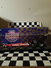NEW Action Gary Scelzi 1:24 Die Cast Top Fuel Dragster 1998 Winston NHRA