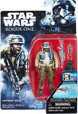Star Wars Rogue One Lieutenant Sefla Action Figure