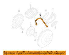 GM OEM Rear Brake-Hydraulic Flex Hose 19366698