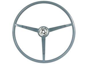 1966 Ford Mustang Steering Wheel Standard - Blue
