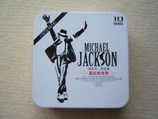 MICHAEL JACKSON : 1972 - 2014 COFFRET 10 CD CHINE