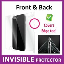 iPhone 8 Plus Screen Protector Front and Back Coverage Invisible Skin Shield