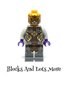 Lego Super Heroes - Chitauri General Figure From 6865 Captain America's Avenging