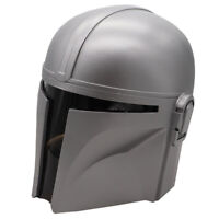 Mandalorian Helmet Star War Boba Fett Adult Starwar Party Costum Cosplay Decor