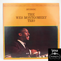 The Wes Montgomery Trio ‎– The Wes Montgomery Trio 1966 lp RLP-1156 - Jazz EX/EX