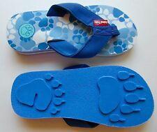 Animal Traks Bear Print Flip Flops Sizes 10, 13, 2 NWT