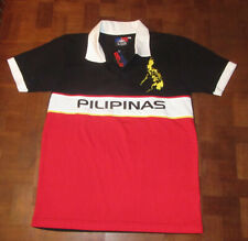 NEW I Am Pinoy Pilipinas Philippines embroidered polo shirt size EXTRA SMALL