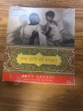The Gift of Anger: And Other Lessons from My Grandfather Audio Cd New