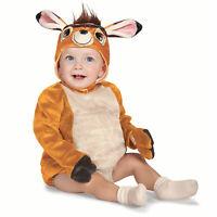 Disney Baby Bambi Doe Fawn Halloween Christmas Costume Cute Soft 12-18 mo.
