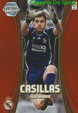 361 IKER CASILLAS ESPANA REAL MADRID ESTRELLAS TARJETA CARD MGK LIGA 2008 PANINI