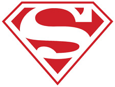 SUPERMAN LOGO CAR WINDOW BUMPER LAPTOP ORACAL VINYL DECAL STICKER