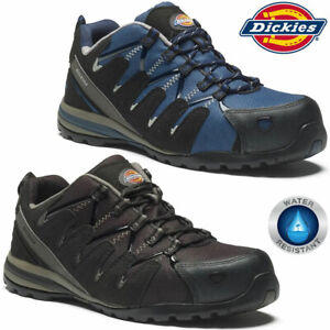 MENS DICKIES SAFETY BOOTS LADIES WORK TRAINERS SHOES ANKLE COMPOSITE STEEL TOE