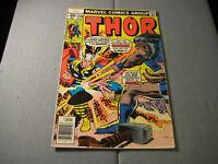 The Mighty Thor #270 (Marvel 1978) MID GRADE