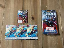 Marvel Champions - Thor Pack Cartas Promo - LCG - FFG - Edición Español
