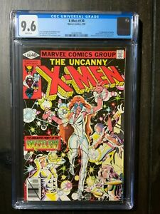 Uncanny X-Men #130 CGC 9.6 NM+ featuring the first appearance of Dazzler!