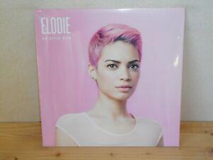 LP ELODIE Un'altra vita (Universal 2016) 1st ps pink vinyl Italian pop SEALED!