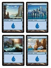 20x Island - Basic Land - Theros - Your Choice of Art MP to SP