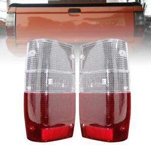 Fit 86-97 Mitsubishi L200 DODGE RAM COLT MIGHTY MAX Tail Light Lamp rear Len