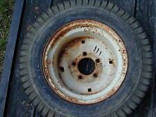 #111 MTD Yard Machines Riding Lawn Mower Rear Tire Wheel - 23 x 8.50 - 12