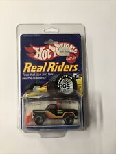Hot Wheels Real Riders SUPER SCRAPER #4350 With CARD BLISTER