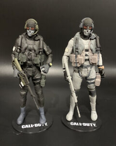 "McFarlane Call Of Duty Simon Ghost Riley 6"" Action Figure & GameStop Exclusive"