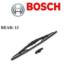 1PCS REAR BOSCH D-Connect Wiper Blade For MAZDA/ SUBARU/ FORD/ MAZDA/ SUZUKI...