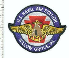 Military Patch -  US Navy NAS Willow Grove NXX PA