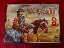 El Grande - Der König und die Intriganten, Spiel des Jahres 1996, ab 12 Jahren